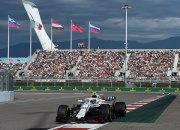 На трассе «Формулы-1» в Сочи прошли свободные заезды