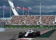 На трассе «Формулы-1» в Сочи прошла вторая сессия свободных заездов