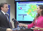 Алексей Черненко: к 18:00 проголосовали 1 млн 181 тыс. 938 избирателей
