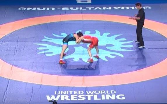 Как кубанские спортсмены выступили на чемпионате мира по борьбе