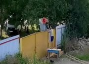 Видеоролик о краже тачки двумя подростками из Белореченска взорвал сеть
