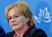 Россияне смогут в прямом эфире задать вопрос министру здравоохранения