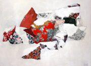 В Краснодаре покажут подушки художника Олега Вуколова