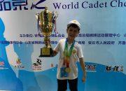 Сочинский школьник стал чемпионом мира по шахматам