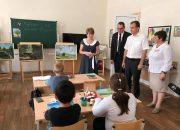 В Успенском районе в трех школах откроют центры «Точки роста»