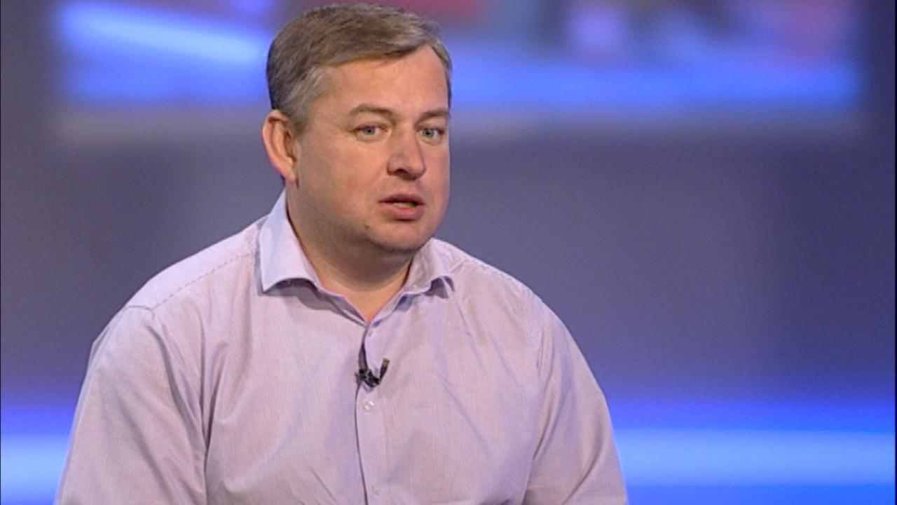 Интервью с начальником отдела министерства экономики края Алексеем Белым