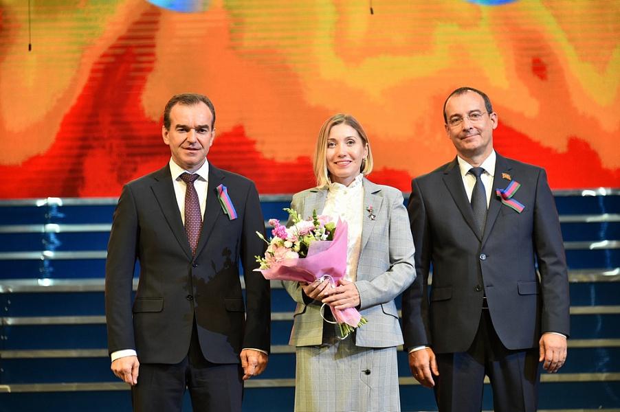 Кондратьев: главный принцип Кубани — движение вперед и сохранение корней