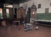 В Тихорецком районе подростки разгромили храм