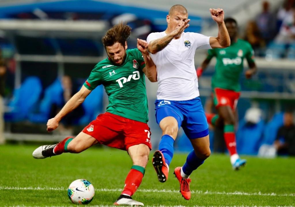Как кубанские команды выступают в 9-м туре Российской Премьер-лиги по футболу