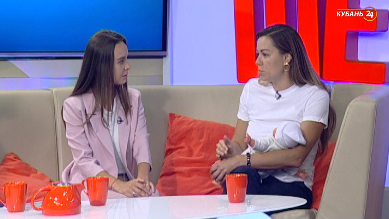 Специалист по вскармливанию Полина Холодная: давайте грудь ребенку по требованию
