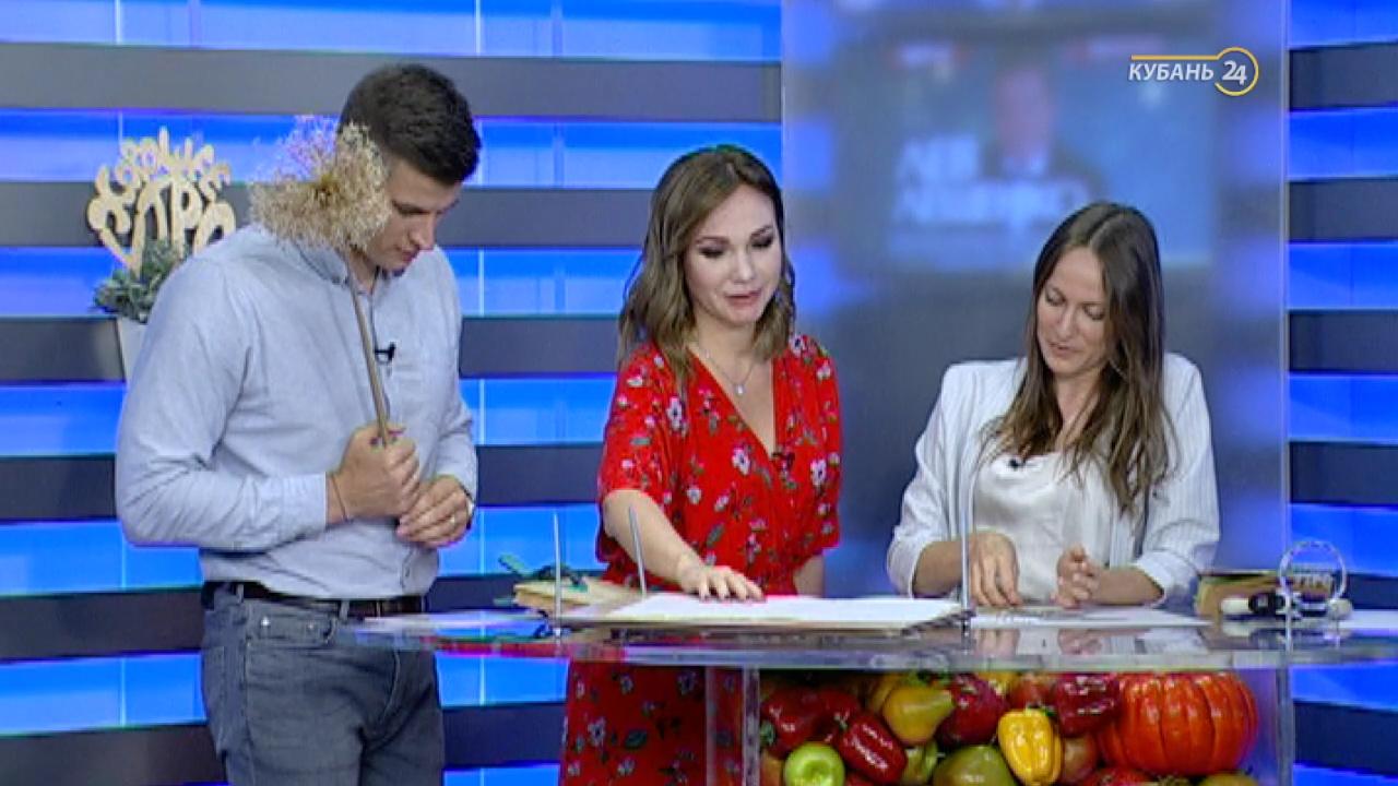 Елена Клюева: пионы очень сложно засушить