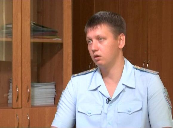 Интервью с главой пресс-службы УМВД РФ по Краснодару Артемом Коноваленко