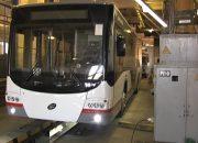 В краснодарское депо № 1 доставили новый троллейбус