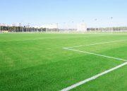Для Академии ФК «Краснодар» построили новые футбольные поля с подогревом