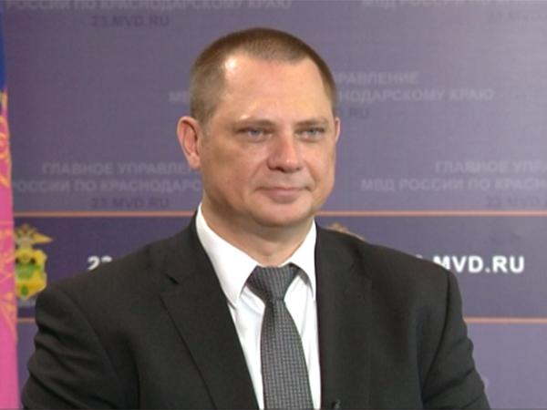 Интервью с начальником управления уголовного розыска Александром Бондаревым