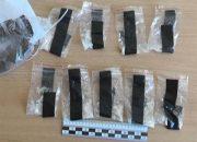 В Белореченском районе поймали наркокурьера с гашишем и «синтетикой»