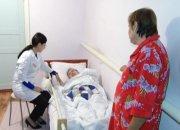 В Лабинском районе пожилых людей обследовали врачи краевого госпиталя ветеранов