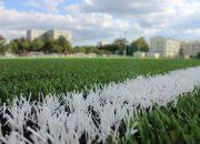 В Краснодаре Галицкий подарил стадиону КубГУ новый футбольный газон
