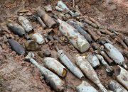 На Кубани саперы с начала года уничтожили более 400 боеприпасов времен войны