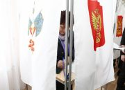 На Кубани к 15:00 на участки явились более 40% избирателей
