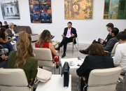 Что обсуждали на брифинге с мэром Краснодара Евгением Первышовым