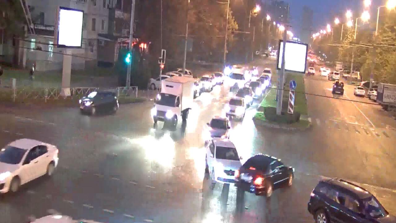 Видео ДТП в Краснодаре за 22.10.19