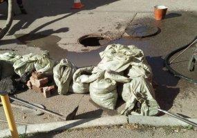 В Краснодаре из одного колодца достали 4 тонны мусора