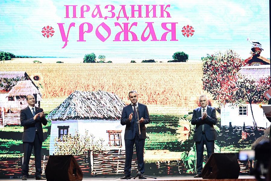 Вениамин Кондратьев: Кубань в очередной раз подтвердила статус житницы России
