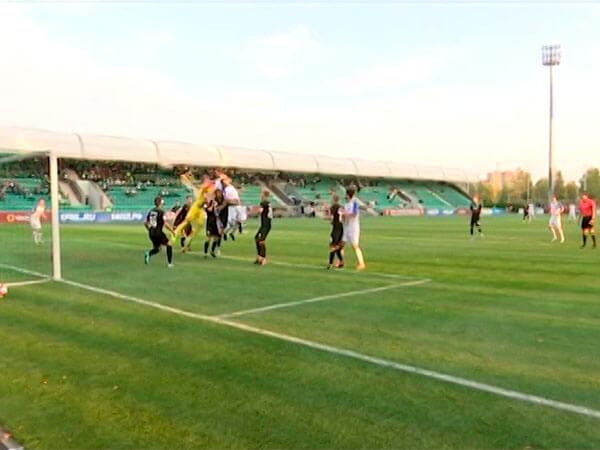 Как ФК «Краснодар-3» сыграл с «Интером»