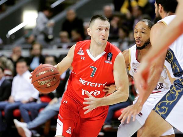 Как ПБК «Локомотив-Кубань» сыграл первый в сезоне домашний матч