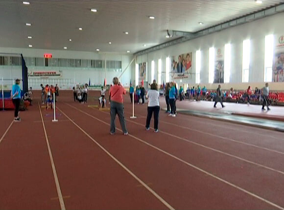 В Славянске-на-Кубани прошел этап краевого фестиваля «Спорт против наркотиков»