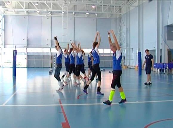 Как краснодарский ВК «Динамо» готовится к женской Суперлиге