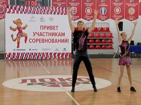 Как в Краснодаре прошел турнир по акробатическому рок-н-роллу