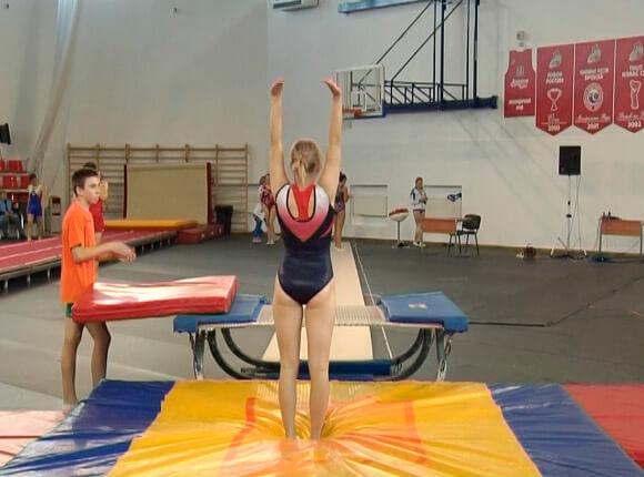Как прошел чемпионат Краснодарского края по прыжкам на батуте
