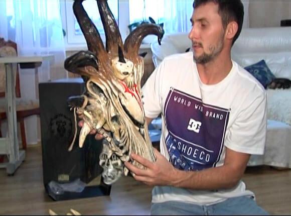Орк из Горячего Ключа победил в косплей-шоу на выставке «Игромир — 2019»