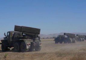 Более 8 тыс. военнослужащих ЮВО провели масштабные учения