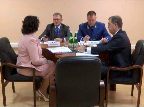 В Краснодаре бизнес-омбудсмены Борис Титов и Игорь Якимчик провели прием граждан