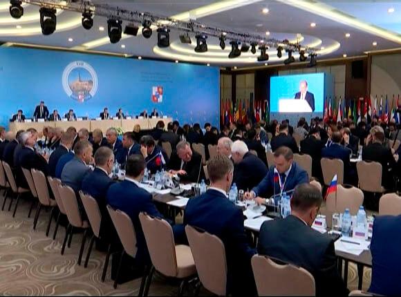 В Сочи завершилось международное совещание представителей спецслужб