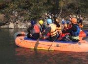 На Кубани более 50 молодежных команд соревновались в водном туризме