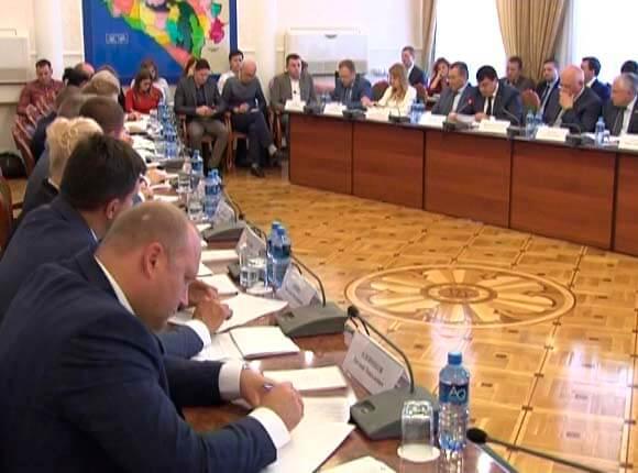 Депутаты ЗСК обсудили развитие Лабинского района