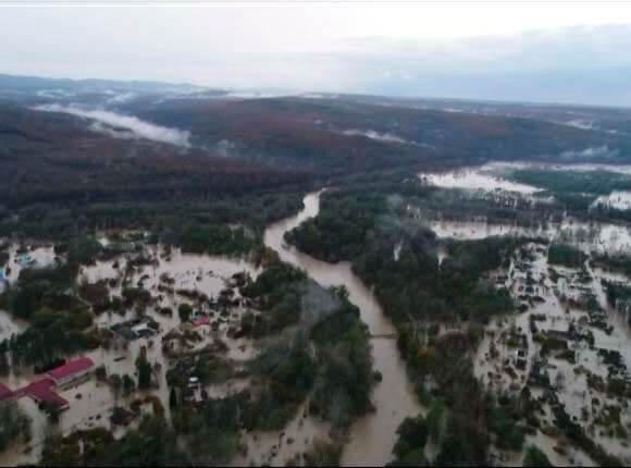 На Кубани восстановили все разрушенные наводнением социальные объекты