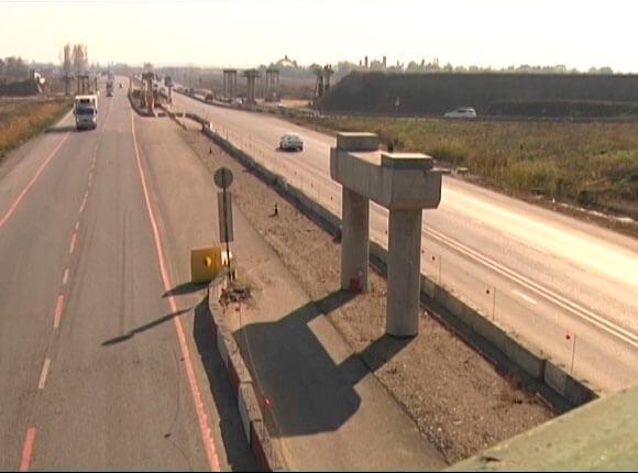 На развязке трассы М4 «Дон» в Адыгее начались ремонтные работы