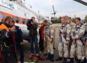 В Сочи в акватории Черного моря проходят учения космонавтов
