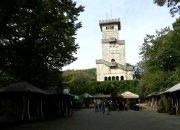 Смотровую башню на горе Ахун начали готовить к ремонту