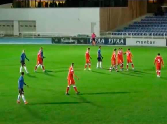 Как кубанские футболисты выступают в молодежной сборной России