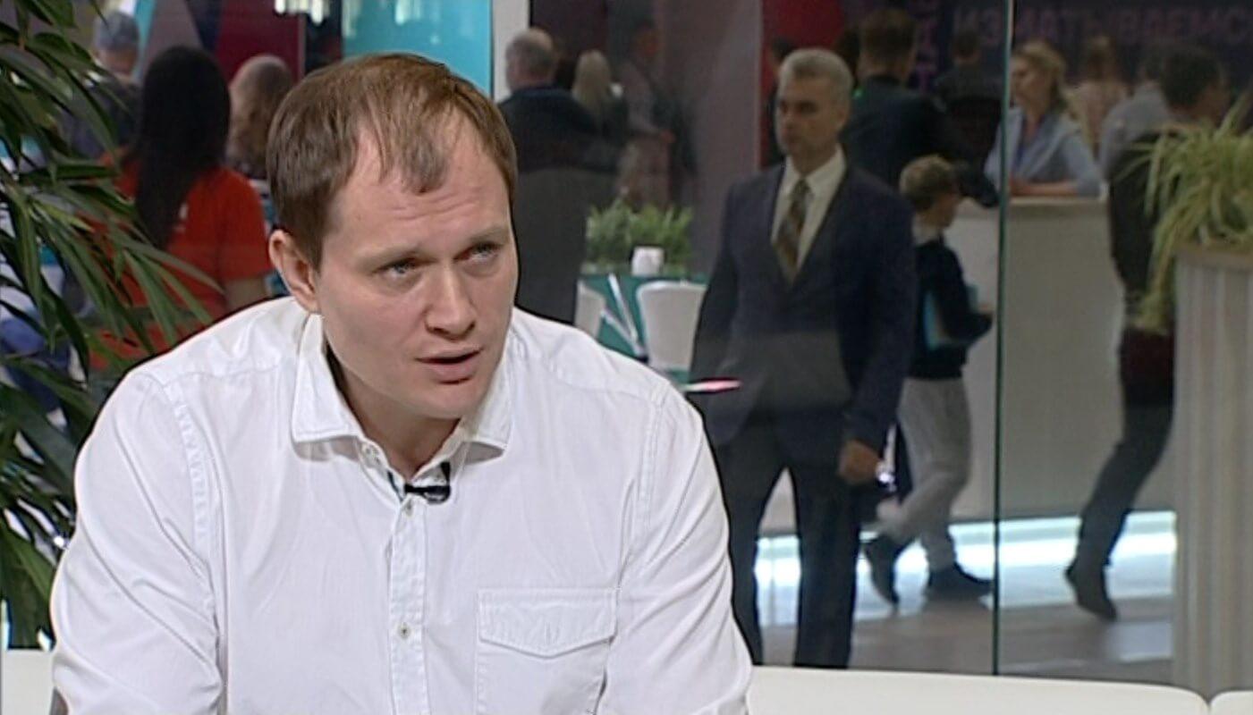 Интервью c Алексеем Бирюковым на форуме «Дело за малым»