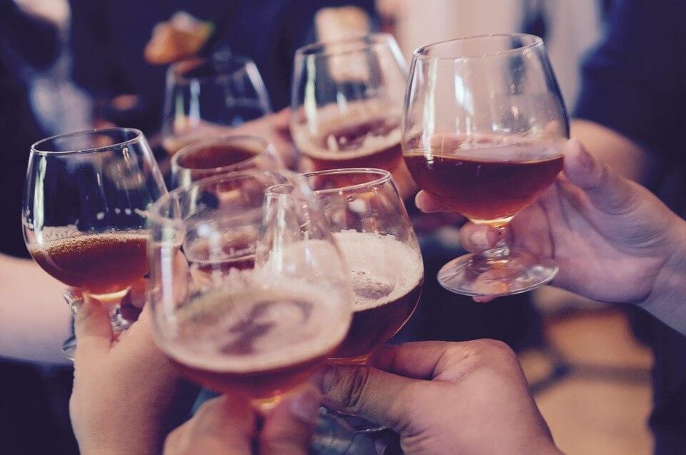 польза алкоголя, диабет
