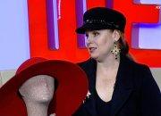 Майя Трофимова: головной убор украшает в любое время года