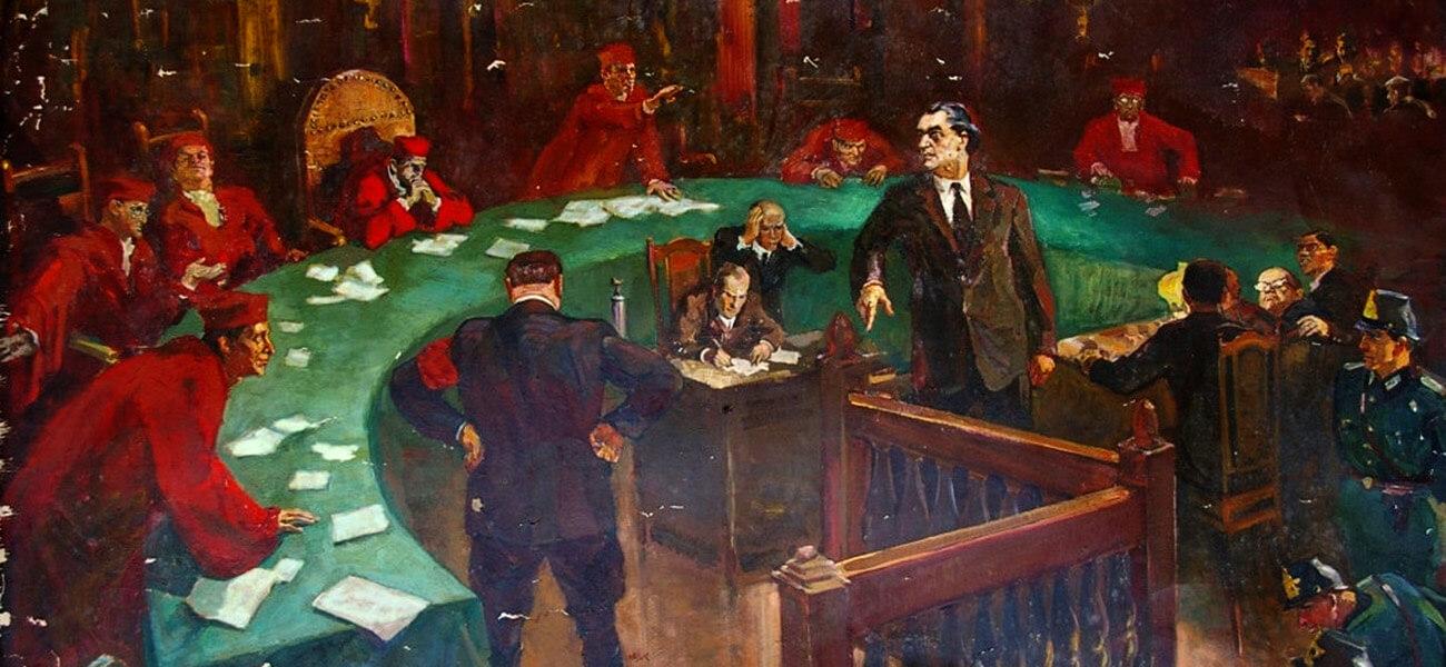 Имя в названии: Георгий Димитров — рассердивший Сталина