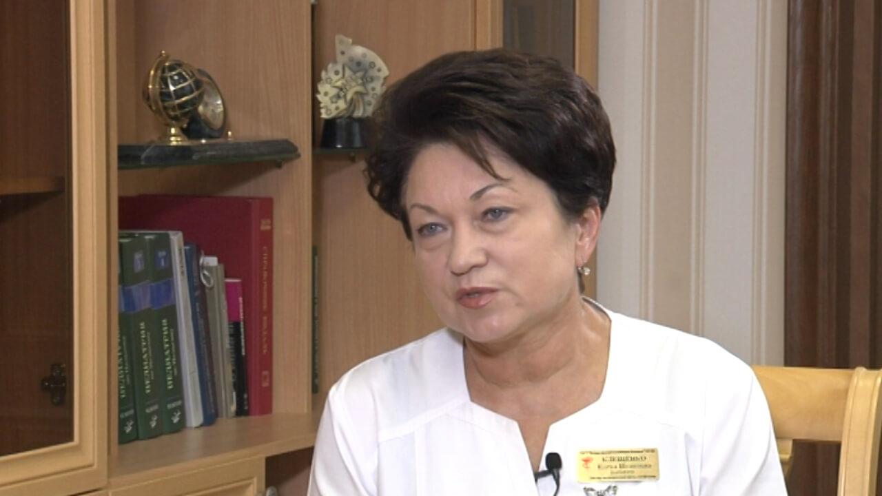 Врач Елена Клещенко: нужно оказывать помощь ребенку здесь и сейчас